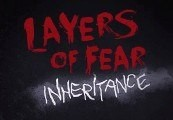 Layers of Fear - Inheritance DLC Steam Gift