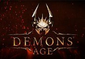 Demons Age PRE-ORDER Steam CD Key