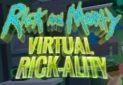 Rick and Morty: Virtual Rick-ality RU VPN Required Steam Gift