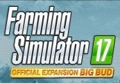 Farming Simulator 17 - Big Bud Pack DLC Steam Gift