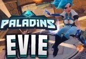 Paladins - Evie Hero + Conjuration Skin Digital Download CD Key