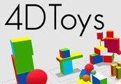 4D Toys Steam CD Key
