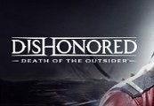 Dishonored: Death of the Outsider RU VPN Required Steam CD Key