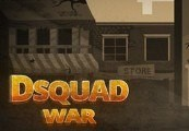 DSquad War Steam CD Key