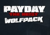 PAYDAY The Heist: Wolfpack DLC Steam CD Key