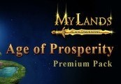 My Lands: Age of Prosperity - Premium DLC Pack Steam CD Key