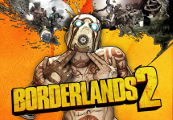 Borderlands 2 RU VPN Required Steam CD Key