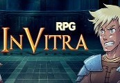 In Vitra - JRPG Adventure Steam CD Key