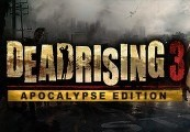 Dead Rising 3 Apocalypse Edition ROW Steam CD Key