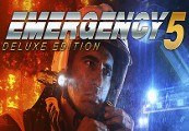 Emergency 5 Deluxe Edition RU VPN Required Steam Gift