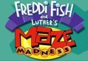 Freddi Fish and Luther's Maze Madness Steam CD Key
