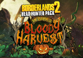 Borderlands 2 - Headhunter Pack 1: Bloody Harvest DLC Steam Gift