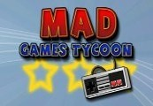 Mad Games Tycoon RU VPN Required Steam Gift