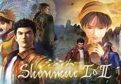 Shenmue I & II EU Steam CD Key