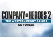 Company of Heroes 2: The Western Front Armies - US Forces (multiplayer) EU Steam CD Key