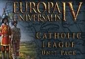 Europa Universalis IV - Catholic League Unit Pack DLC Steam CD Key
