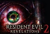 Resident Evil Revelations 2 Complete Season ASIA Steam CD Key