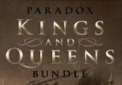 Paradox Kings and Queens Bundle Steam CD Key
