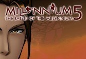 Millennium 5 - The Battle of the Millennium Steam CD Key