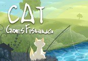 Cat Goes Fishing Steam CD Key