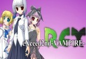 eXceed 2nd - Vampire REX Steam CD Key