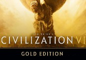 Sid Meier's Civilization VI Gold Edition Steam CD Key