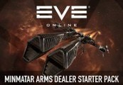 Eve Online 30 Day Starter Pack - Minmatar Arms Dealer Key