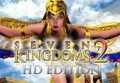 Seven Kingdoms 2 HD Steam CD Key