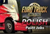 Euro Truck Simulator 2 - Polish Paint Jobs DLC Steam CD Key
