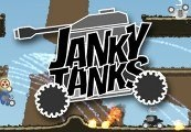 Janky Tanks Steam CD Key