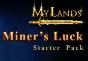 My Lands: Miner's Luck - Starter DLC Steam CD Key