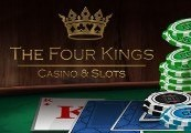 The Four Kings Casino and Slots Steam CD Key