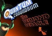 Quantum Conundrum: The Desmond Debacle Steam Gift