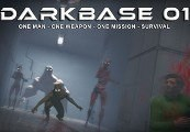 DarkBase 01 Clé Steam