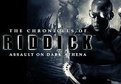 The Chronicles of Riddick: Assault on Dark Athena Steam CD Key