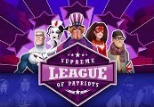 Supreme League of Patriots Issue 1: A Patriot Is Born Steam CD Key