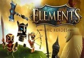 Elements: Epic Heroes Steam CD Key