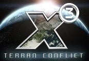 X3: Terran Conflict Steam CD Key