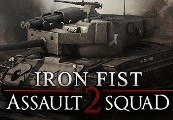 Men of War: Assault Squad 2 - Iron Fist DLC Steam CD Key