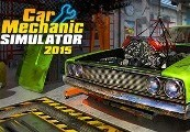 Car Mechanic Simulator 2015 Clé CD Steam