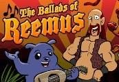 Ballads of Reemus: When the Bed Bites Clé CD Steam