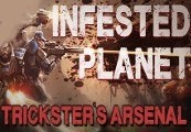 Infested Planet - Trickster's Arsenal DLC Steam CD Key