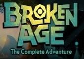 Broken Age EU Steam CD Key