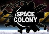 Space Colony: Steam Edition EU Steam CD Key