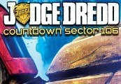 Judge Dredd: Countdown Sector 106 Clé CD Steam