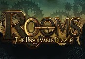 Rooms: The Unsolvable Puzzle Steam CD Key