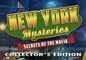 New York Mysteries: Secrets of the Mafia Steam CD Key