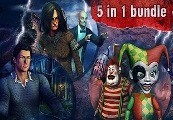 Hidden Object Bundle 5 in 1 Steam CD Key