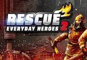 RESCUE 2: Everyday Heroes RU VPN Activated Steam CD Key