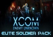 XCOM: Enemy Unknown - Elite Soldier Pack DLC Steam CD Key